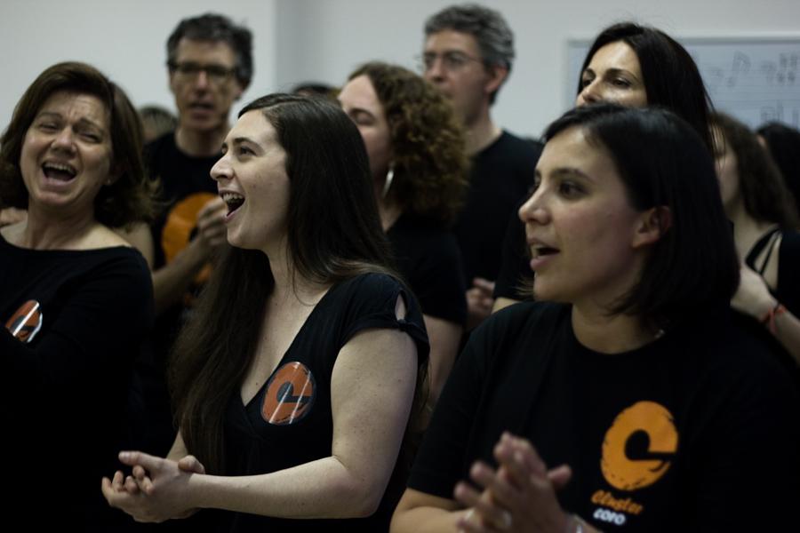 coro come passione, condivisione e benessere