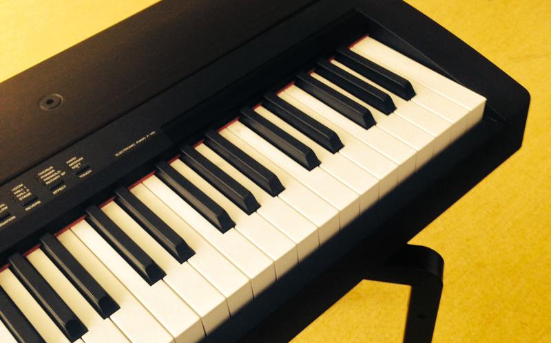 Corso di tastiere ensemble corsi scuola di musica cluster for Corso arredatore d interni milano