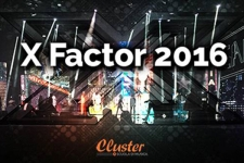Coro Cluster ospite a XFactor