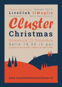 Cluster-christmas-2013